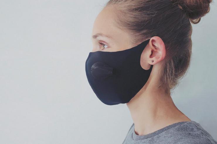 Atemschutzmaske VorProtect