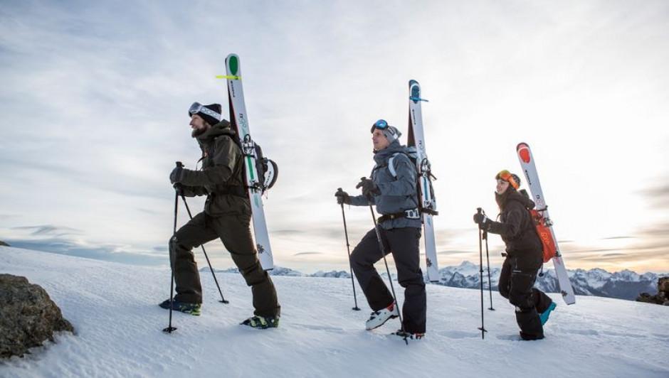 Der Kästle Ski Strap