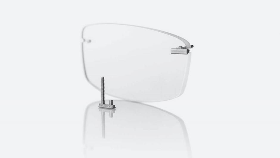 Switch für rahmenlose Brillen