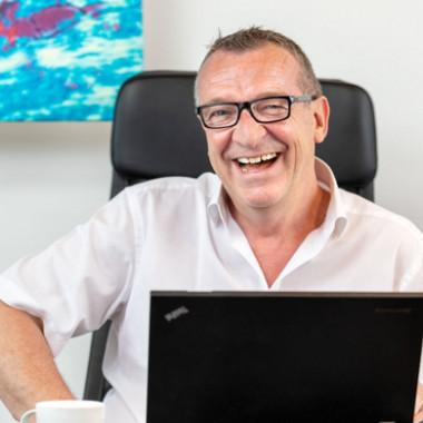Frank Böhler, Projektleiter   Partner