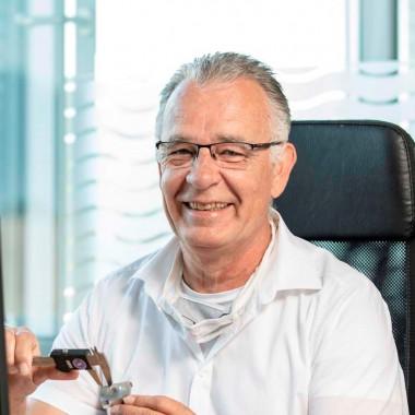 Reinhard Bickel, Projektleitung Verkauf