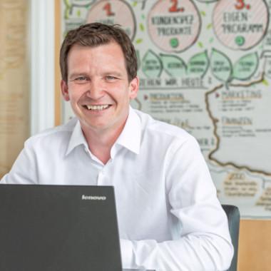 Roland Rupfle, Geschäftsleiter Technik, Beschaffung, Qualitätsmanagement