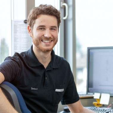 Stefan Haller, Leitung Technik